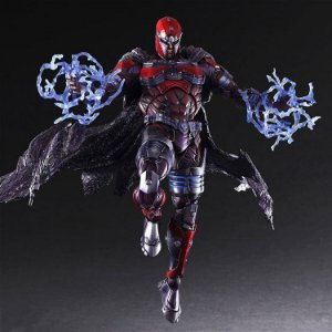 Action Figure Magneto Figura Erik Lehnsher X-MEN