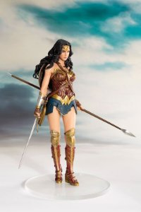 DC Liga Da justiça ARTFX  Estátua de Mulher Maravilha