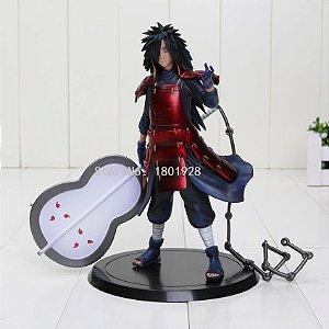 Naruto Madara Uchiha Naruto figura de ação