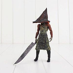 Silent Hill 2 Figura de Ação Figma Pirâmide Vermelha Coisa