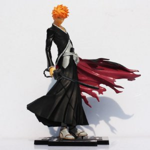 Action Figure Anime Bleach Kurosaki Ichigo