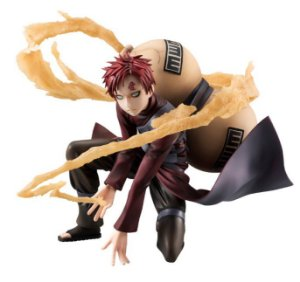Action Figure Gaara Naruto - Anime