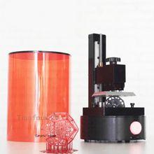 Impressora 3d SLA 55 DLP Resina Uv 125mm Sparkermaker