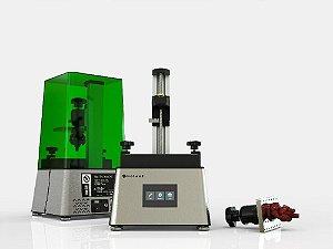 Impressora 3D Kelant Orbeat D100 SLA DLP Resina USB