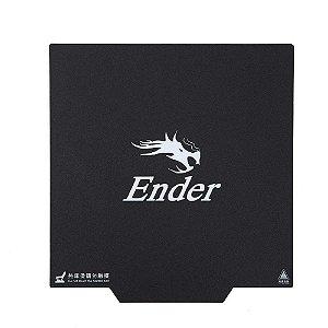 Ender 3 235X235 MM Ultra-Flexível Magnética Removível Superfície Aquecida
