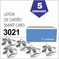 Leitor de Smart Card Omnikey 3021 HID Caixa com 5 Unidades