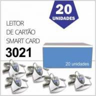 Leitor de Cartão Smart Card Omnikey 3021 HID Caixa com 20 Unidades
