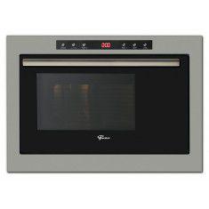 Forno Micro-ondas de Embutir 25L com Dourador Inox Fischer 220V