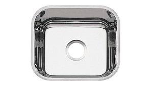Cuba em aço inox polido 40x34 cm Tramontina