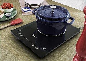 Fogão cooktop 1Q por indução Fischer 220V