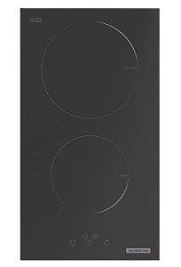 Fogão cooktop 2Q por indução Tramontina 220V