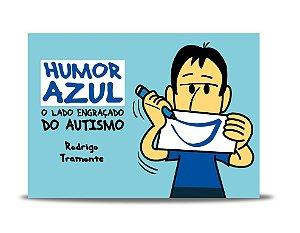 Livro Humor Azul