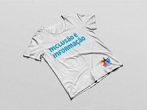 Camiseta Inclusão