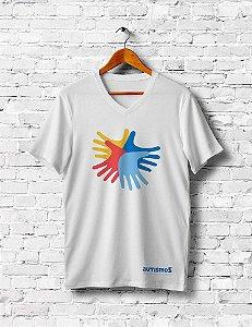 Camiseta AutismoS Gola V
