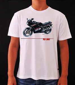 Camiseta Yamaha RD350 - Viúva Negra