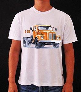 Camiseta Scania L75 - Jacaré