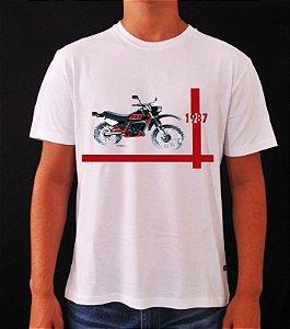 Camiseta Yamaha DT 180