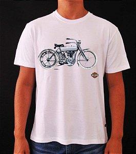 Camiseta Harley Davidson  Vintage - Retrô
