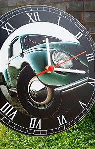 Relógios de Parede Carros Motos Vintage Retrô  - Com Pilha (34 MODELOS)