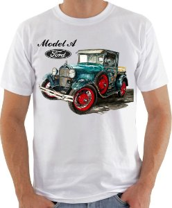 Camiseta Ford Model A