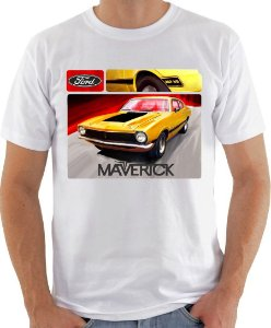 Camiseta Ford Maverick GT