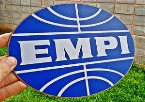 Placa Decorativa EMPI