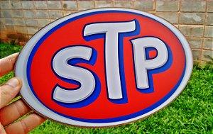 Placa Decorativa STP