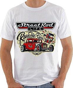 Camiseta Street Rod Life