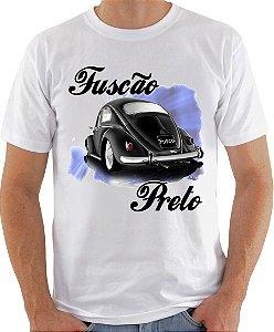 Camiseta Fuscão Preto
