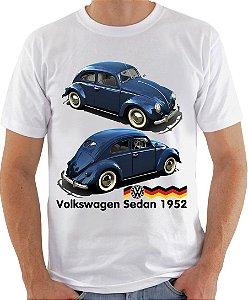 26e5ddba4ed Camiseta Volkswagen Fusca 1952