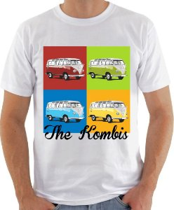 Camiseta Volkswagen The Kombis