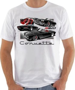 Camiseta Corvette C1 RS