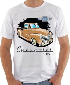 Camiseta Chevrolet Pick Up 1953