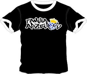 Camiseta Família Apzeiros Preta B
