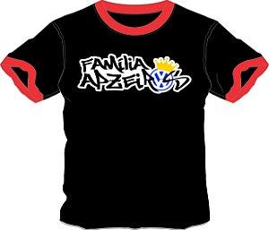 Camiseta Família Apzeiros Preta V