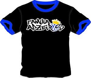 Camiseta Família Apzeiros Preta A
