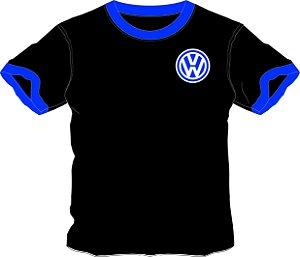 Camiseta Família Apzeiros Preta VW A