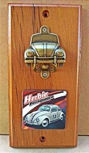 Abridor de Garrafa Fusca Herbie