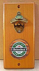 Abridor de Garrafa Heineken