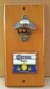 Abridor de Garrafa Corona