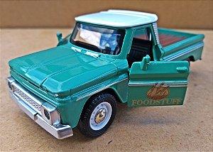 Chevrolet C10 Americana Verde - Escala 1/32 - 12 CM