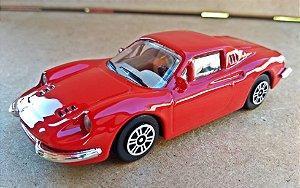 Ferrari Dino 246 GT - Escala 1/43 10 CM