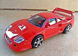 Ferrari F40 Competizione - Escala 1/43 11 CM
