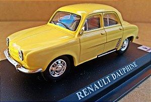 Renault Dauphine 1968 - ESCALA 1/43 09 CM