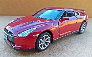 Nissan GT-R R35 - ESCALA 1/36 - 13 CM