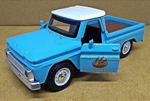Chevrolet C10 Americana Azul - Escala 1/32 - 12 CM