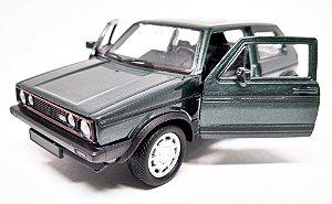 Volkswagen Golf GTI Verde - Escala 1/32 12 CM