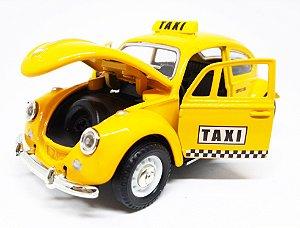 Volkswagen Fusca  Taxi - Escala 1/32 - 13 CM