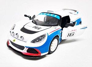 Lotus Exige R-GT - Escala 1/32 - 13 CM