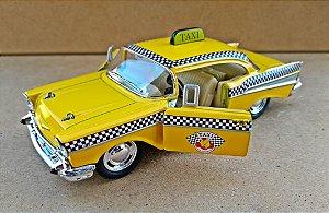 Chevrolet Bel Air  1957 Taxi - Escala 1/38 - 12 CM